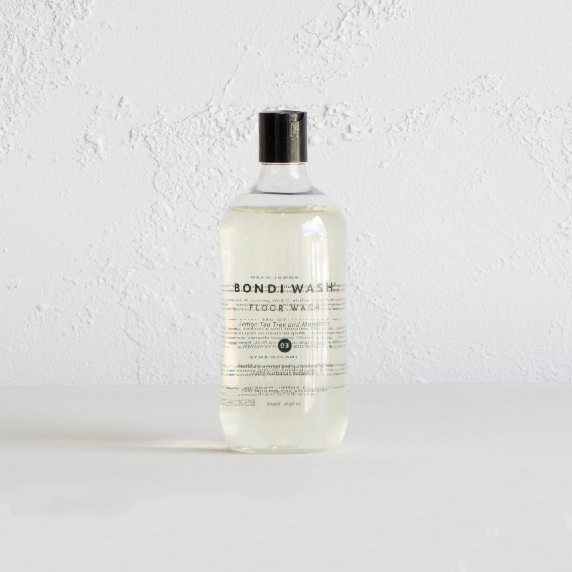 BONDI WASH FLOOR WASH  |  LEMON TEA TREE & MANDARIN