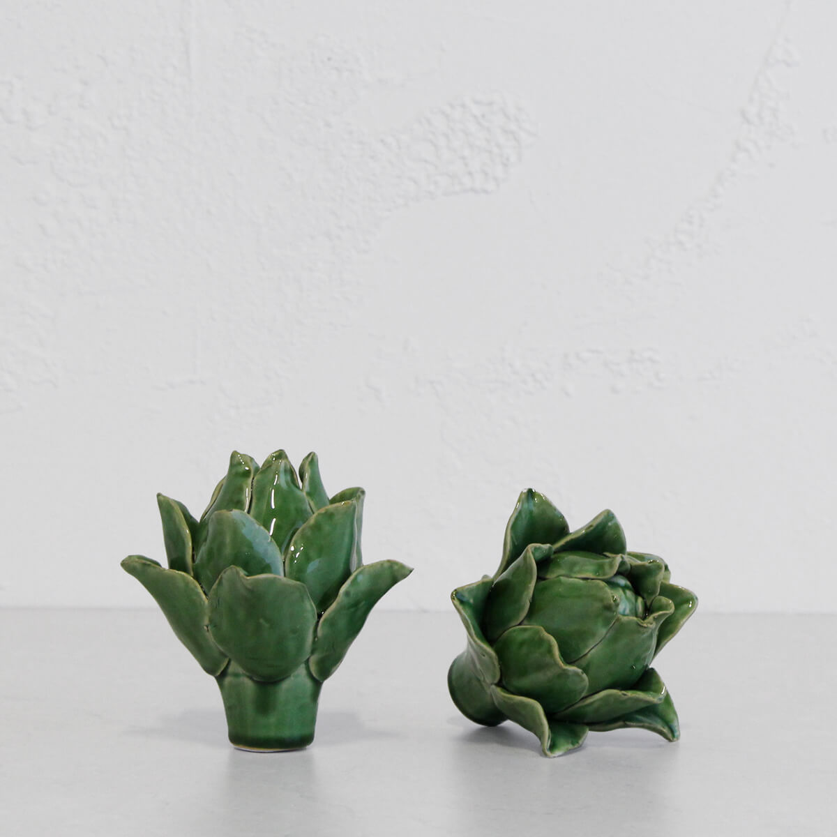 CERAMIC ARTICHOKE  |  DECORATIVE  HOMEWARES  |  HOME DECOR