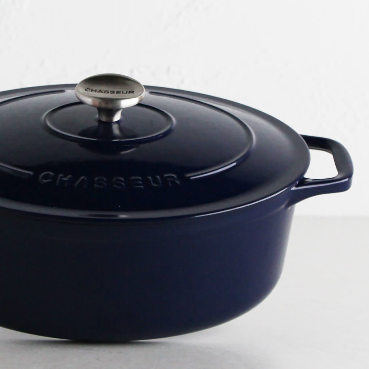 CHASSEUR  |  OVAL FRENCH OVEN  |  FRENCH BLUE  |  27CM  |  4L