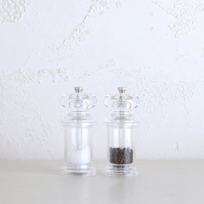 COLE & MASON  |  PRECISION 505 SALT + PEPPER GRINDER SET