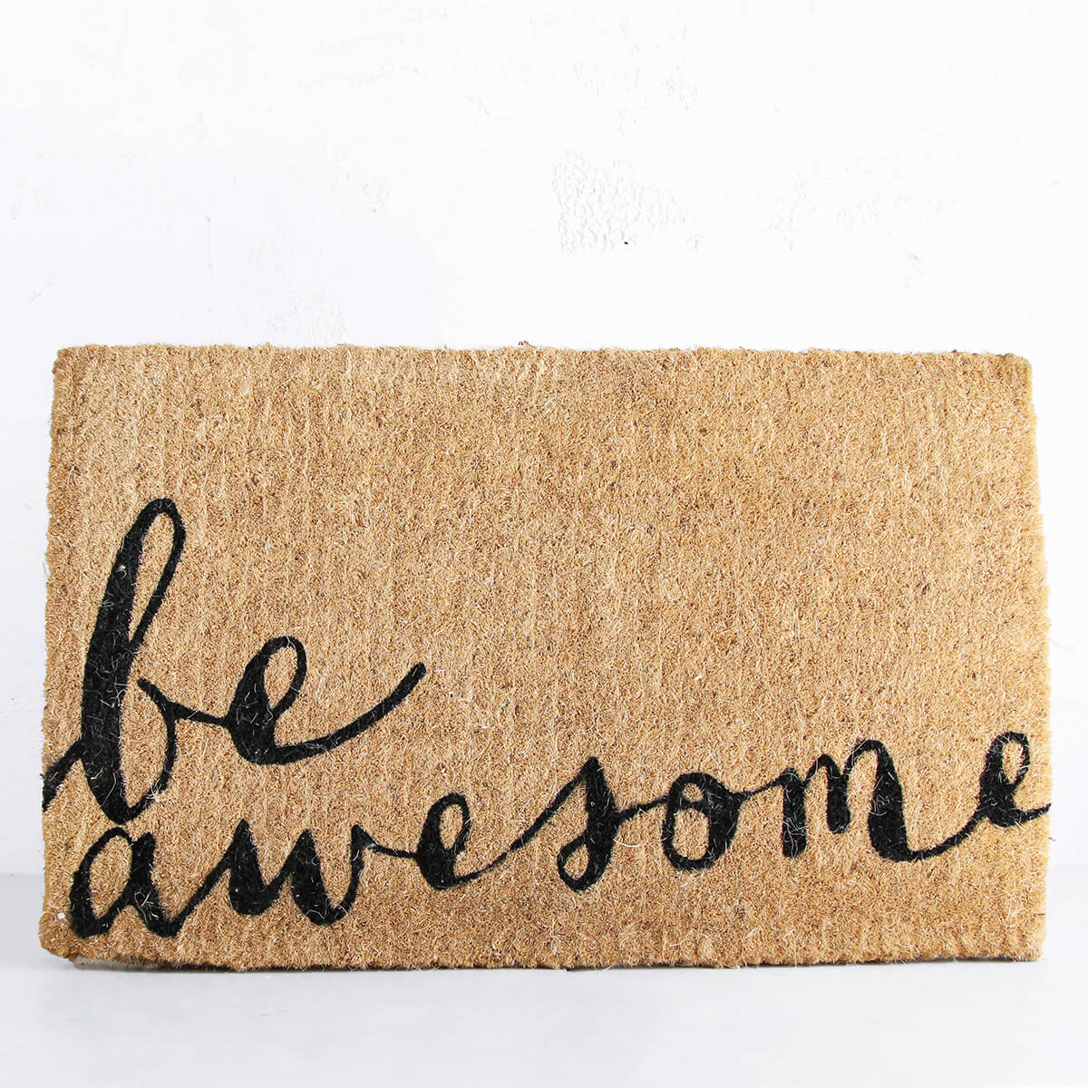 BE AWESOME DOOR MAT | LARGE SIZE | 75CM x 45CM