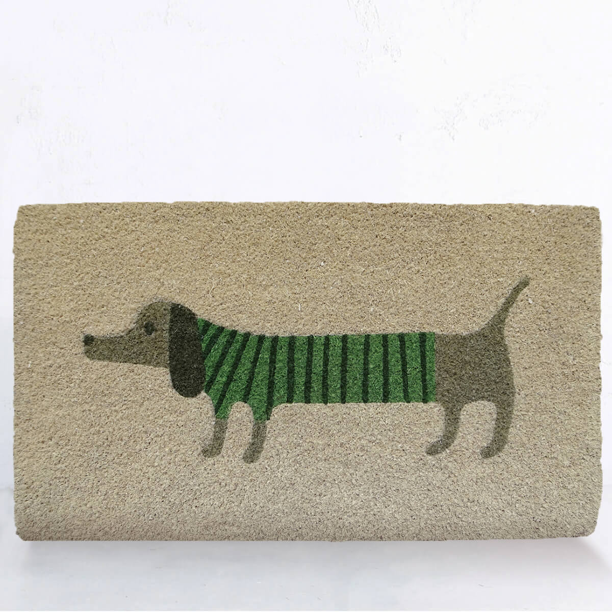 SAUSAGE DOG DOOR MAT | LARGE SIZE | 76CM x 46CM