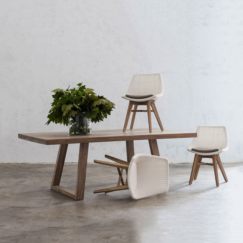 Dalton Timber Dining Collection