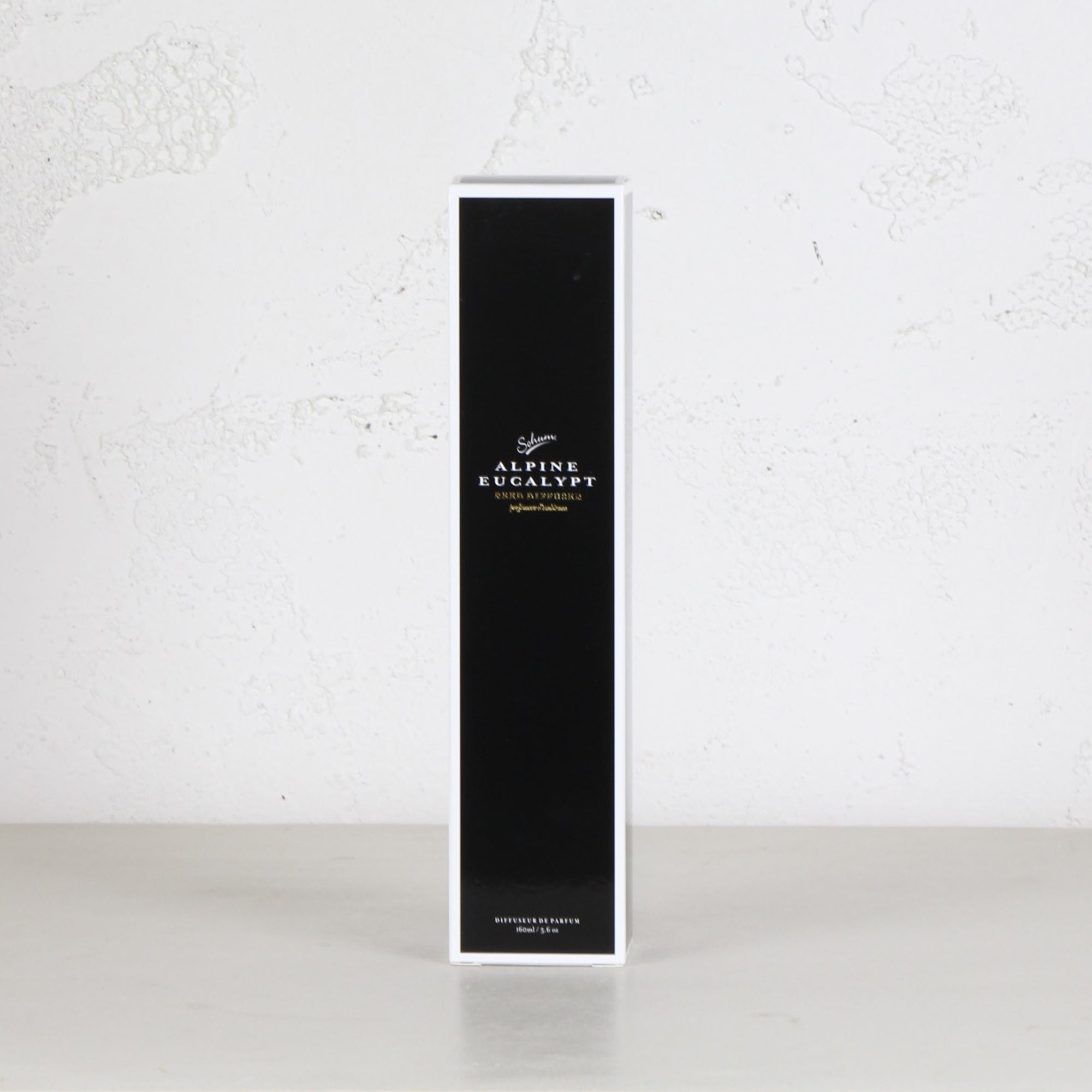 SOHUM REED DIFFUSER  |  ALPINE EUCALYPT  |  FRAGRANCE DIFFUSER