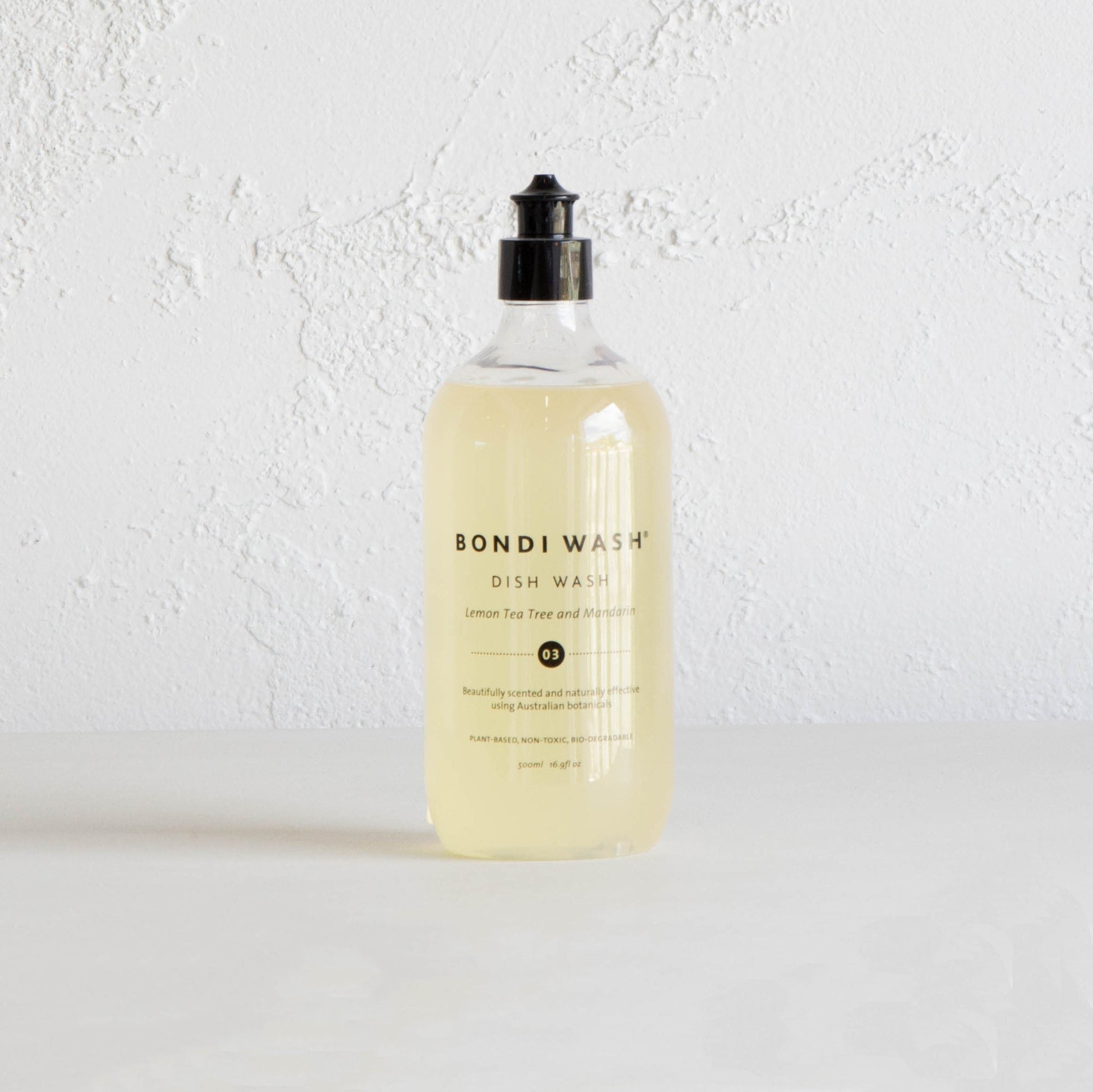 BONDI WASH DISH WASH  |  LEMON TEA TREE & MANDARIN