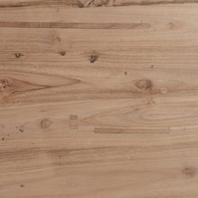 Heston dining table collection timber close up look