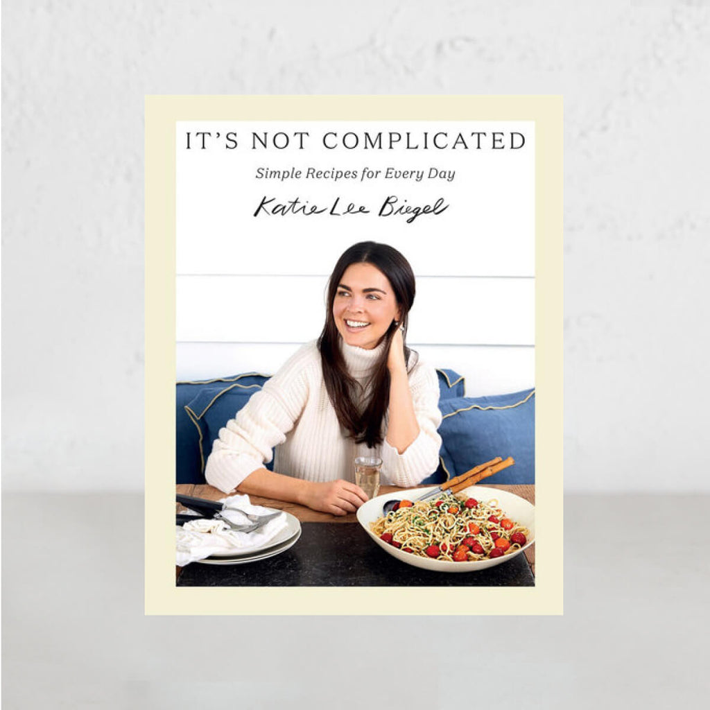 PRE ORDER  |   IT'S NOT COMPLICATED  |  KATIE LEE