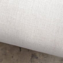 SAUVAGE ESSAN ARM CHAIR  |  SKIMMING STONE WHITE FABRIC  |  LOUNGE CHAIR. FABRIC CLOSE UP