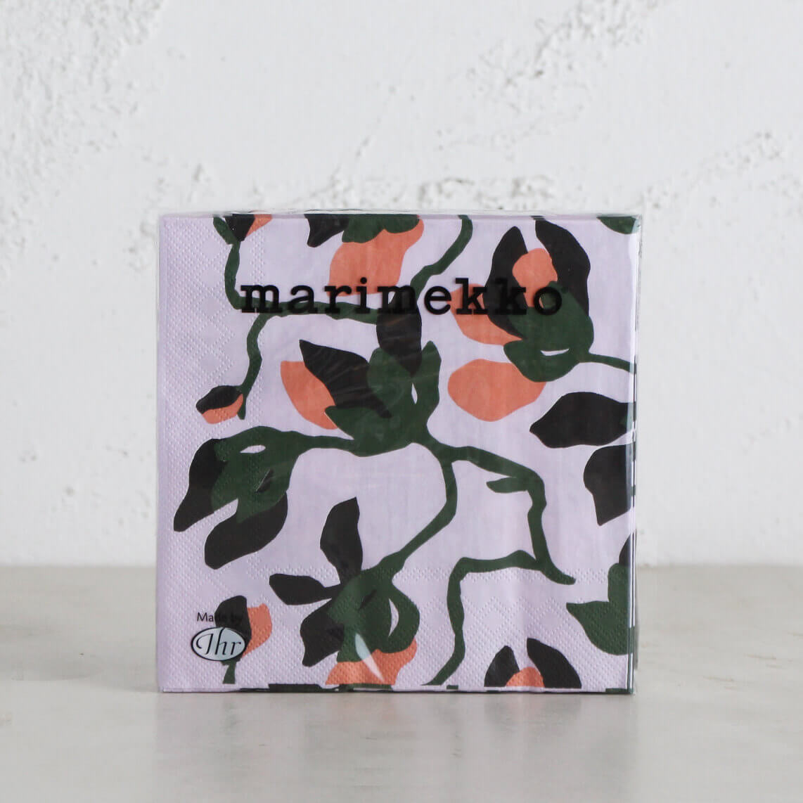 MARIMEKKO  |  MIELITTY LIGHT ROSE PAPER NAPKIN SERVIETTE