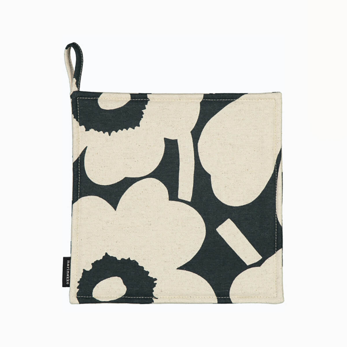 MARIMEKKO  |  PIENI UNIKKO POT HOLDER  |  DARK GREEN