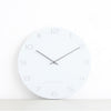 ONE SIX EIGHT LONDON  |  BIANCA WALL CLOCK  |  WHITE  |  40CM