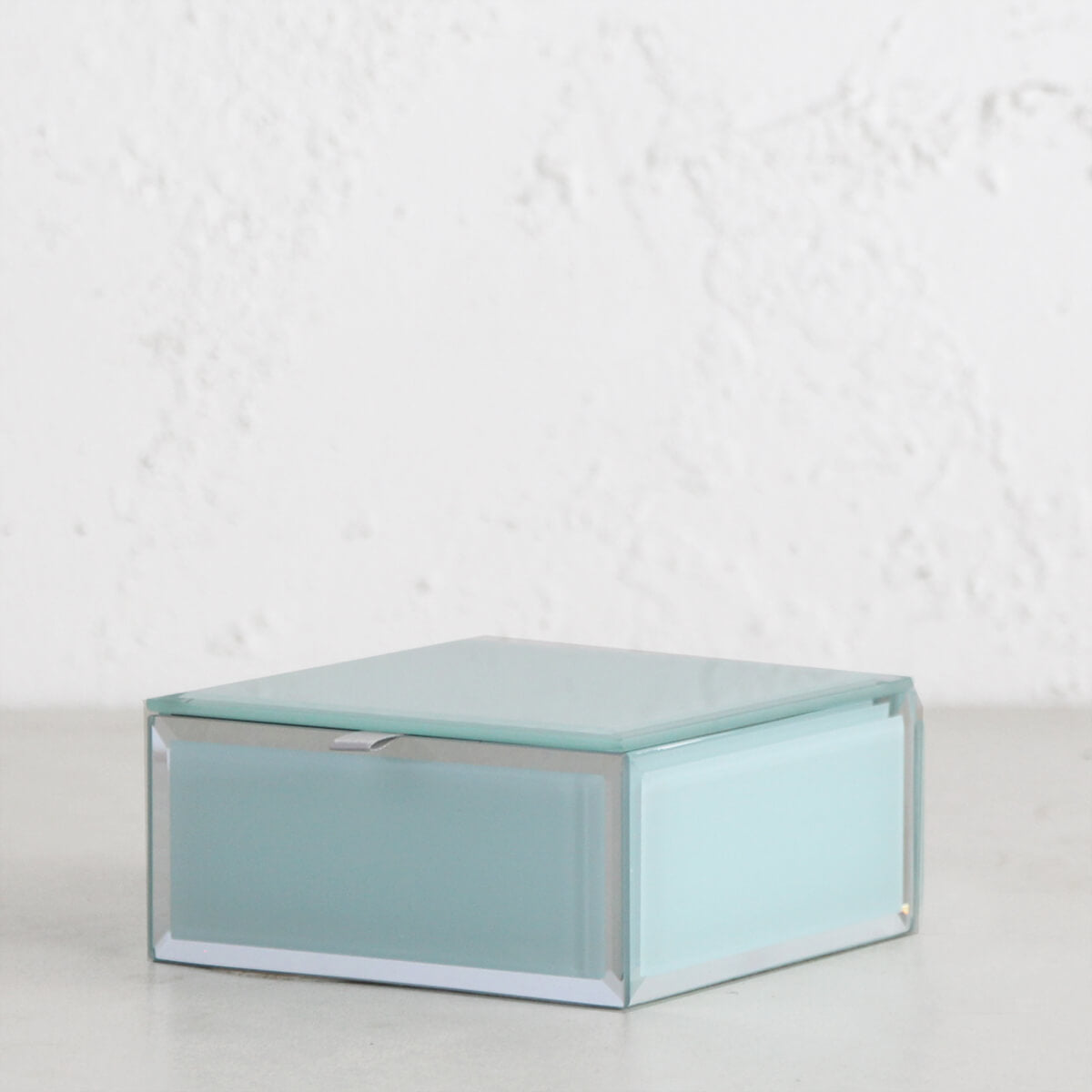 ONE SIX EIGHT LONDON  |  SARA GLASS JEWELLERY BOX  |  MINT BUNDLE