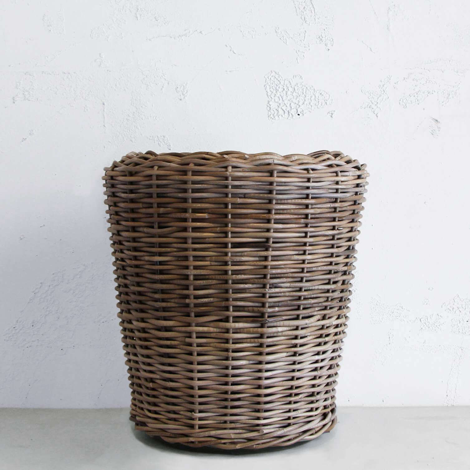 PRE ORDER | RATTAN POT WITH TUB  |  DRY POT   |  X LARGE