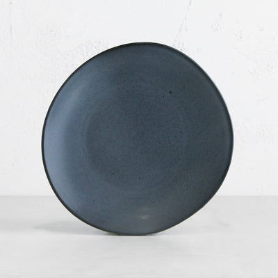 ROBERT GORDON MASON DINNER PLATE | BLUE STORM | 27CM