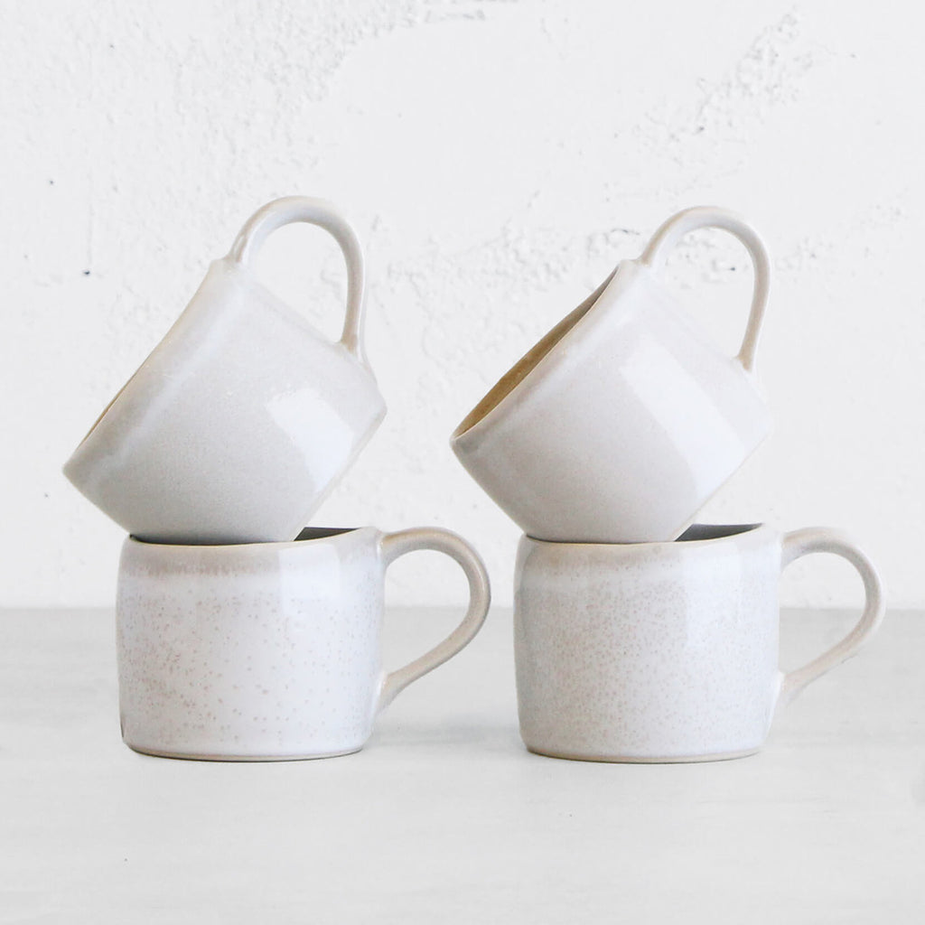 ROBERT GORDON ORGANIC MUG  |  COAST  |  SET OF 4