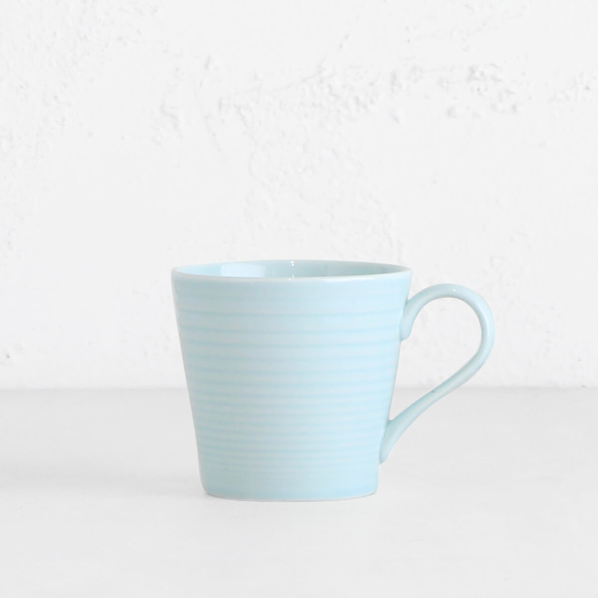 ROYAL DOULTON  | GORDON RAMSAY MUG  |  MAZE BLUE