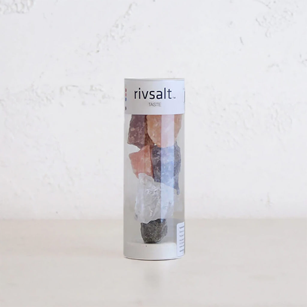RIVSALT TASTE   |  SELECTION OF SALT ROCKS  |  THE BEST SALT AVAILABLE