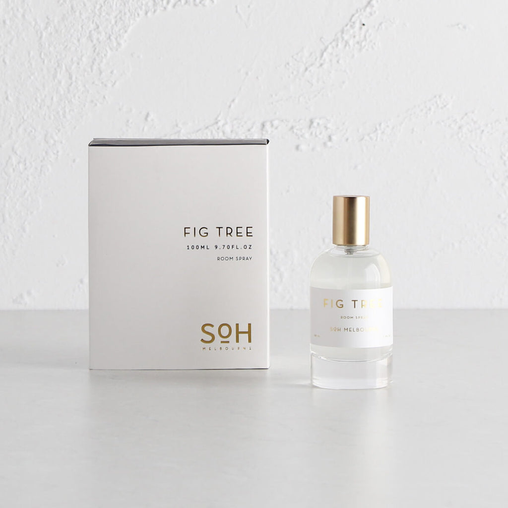 SOH MELBOURNE | ROOM SPRAY | FIG TREE