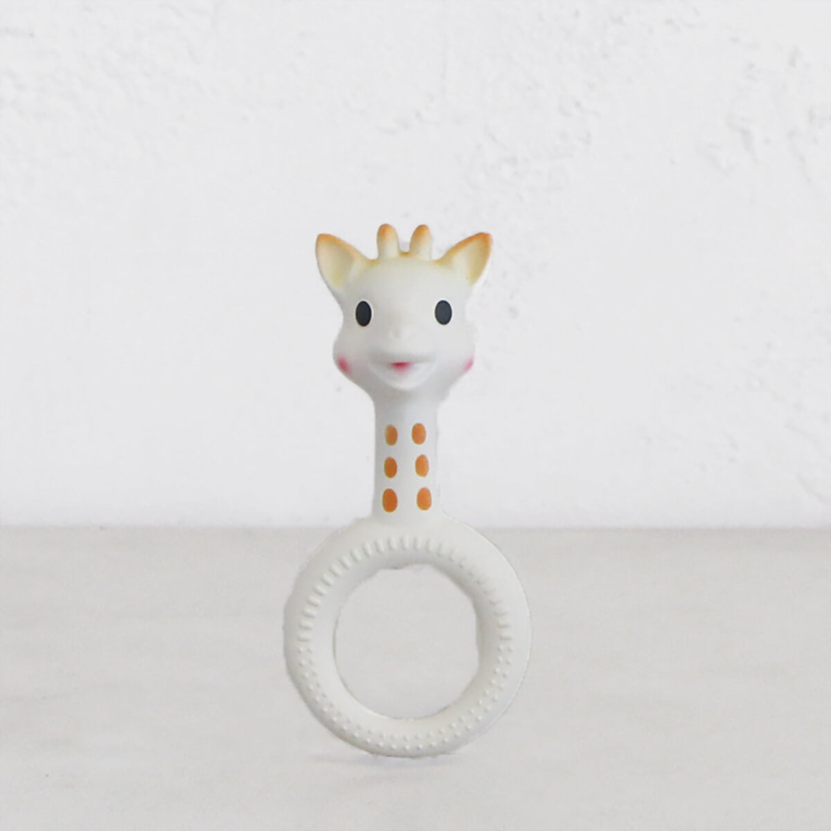 SOPHIE LA GIRAFE  |  SO PURE BABY RING TEETHER