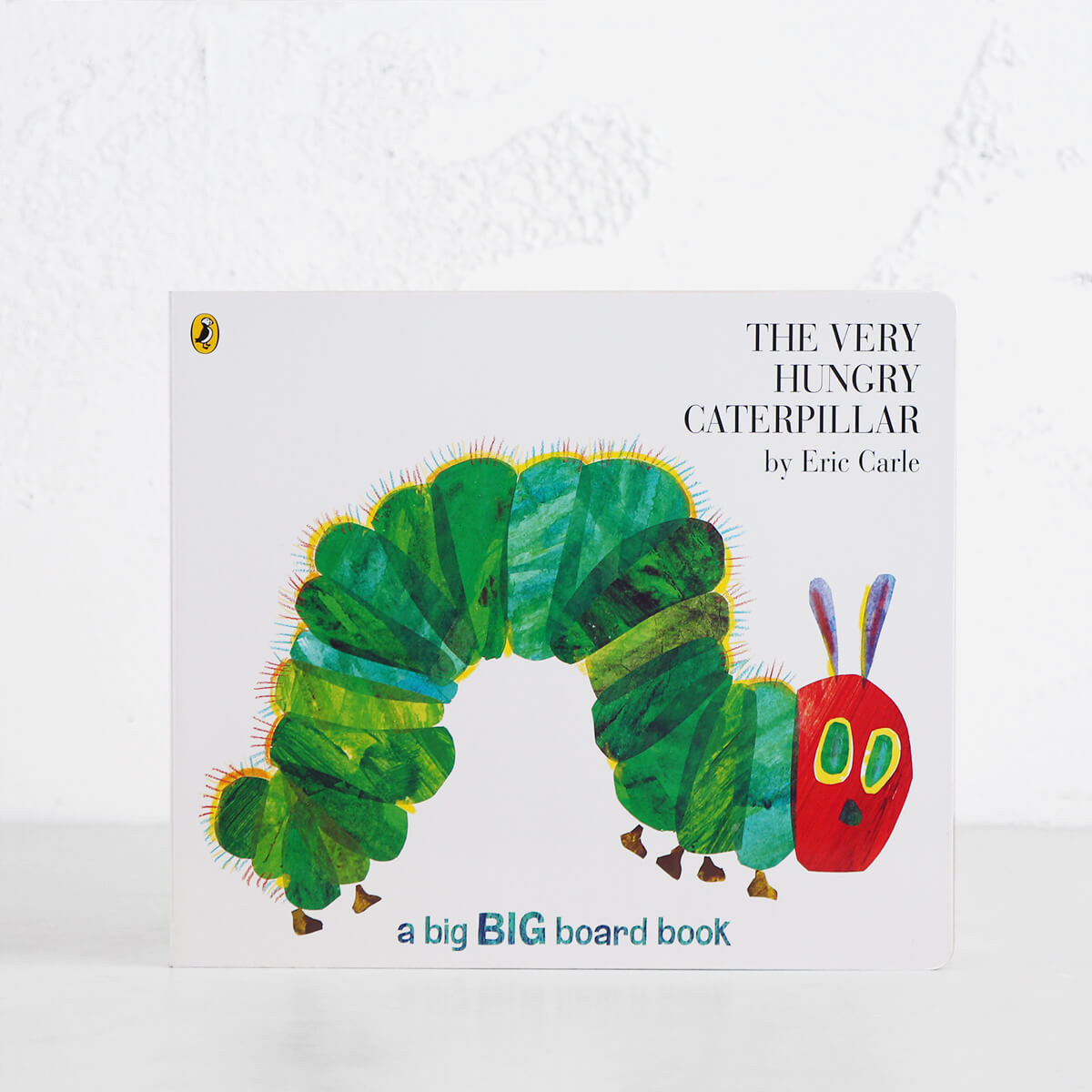 THE VERY HUNGRY CATERPILLAR  |  A BIG BOARD BOOK