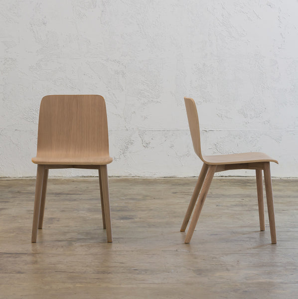 TAMIERA DINING CHAIR  |  NATURAL OAK  |  DANISH TAMI DESIGN