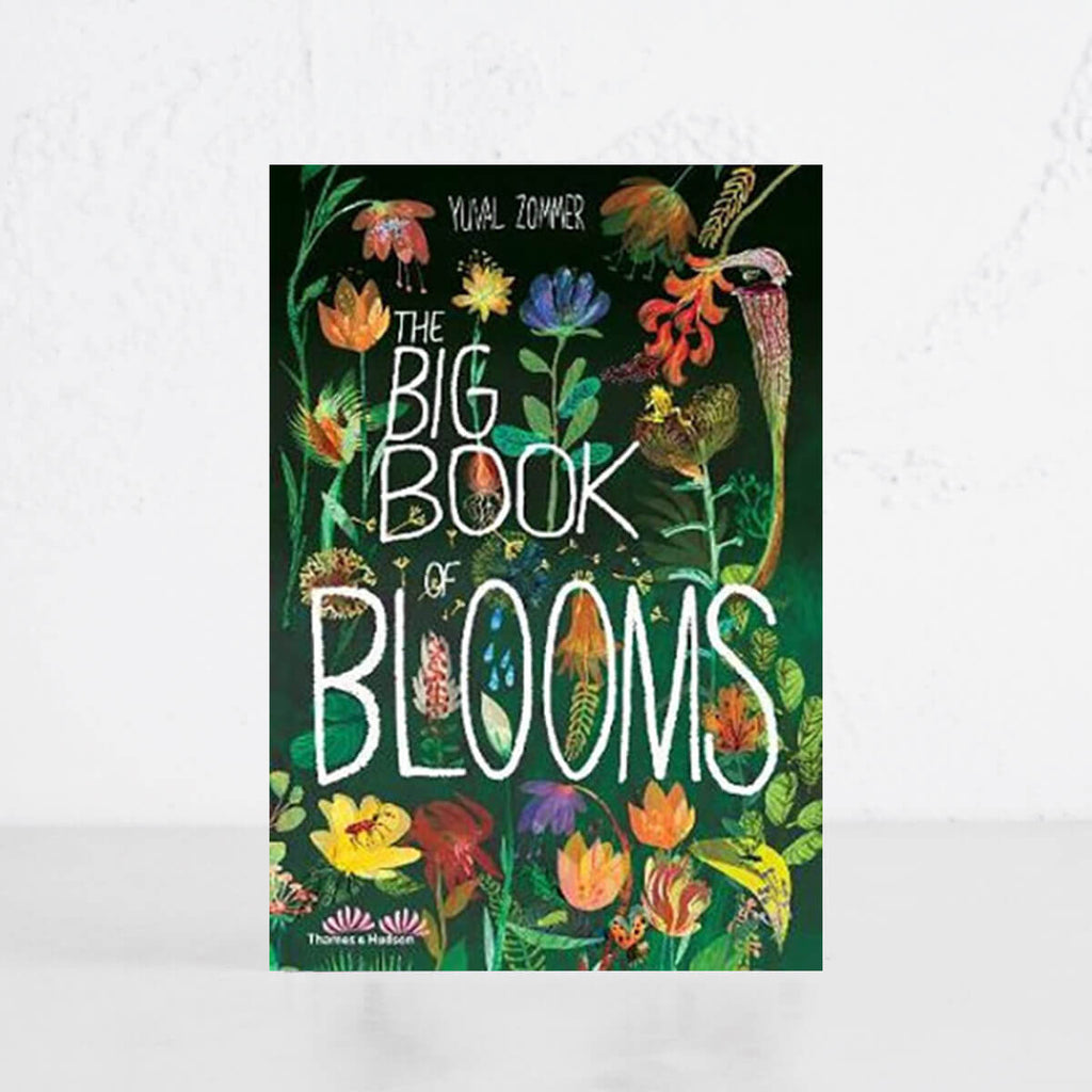 THE BIG BOOK OF BLOOMS  |   YUVAL ZOMMER
