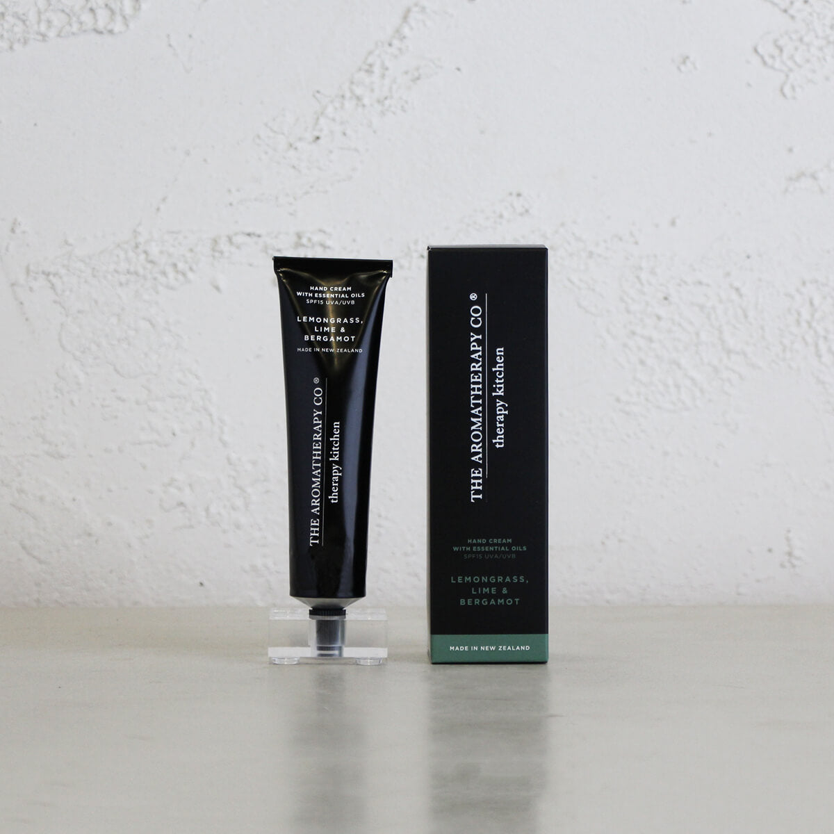 THERAPY KITCHEN HAND CREAM  |  LEMONGRASS, LIME + BERGAMOT