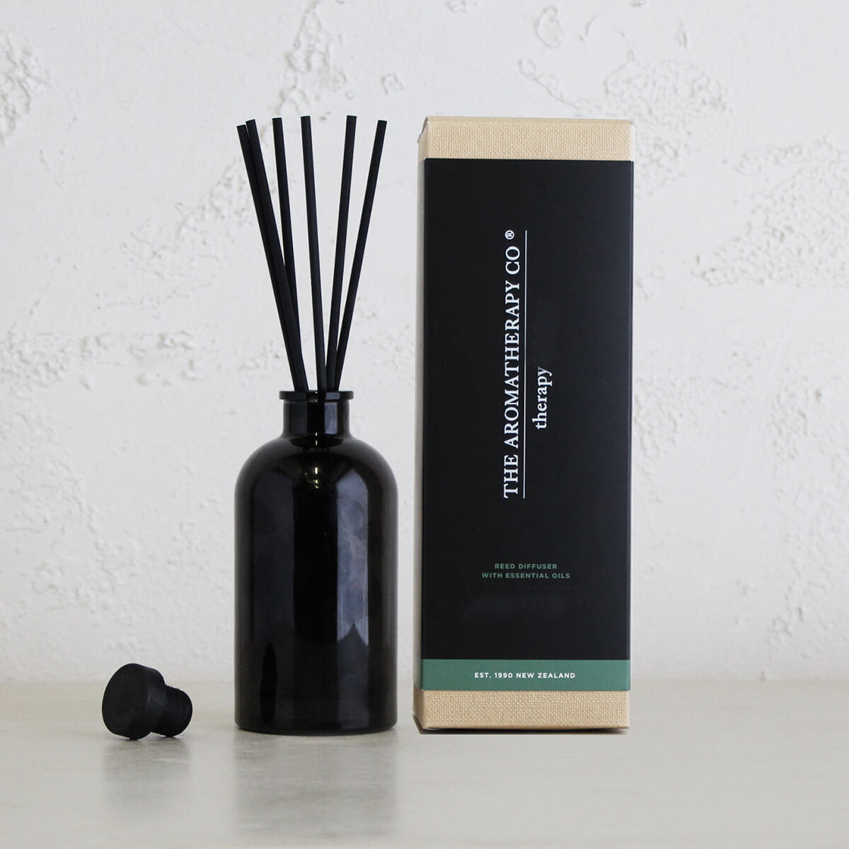 THERAPY KITCHEN DIFFUSER | WILD MINT + LIME  |  AROMATHERAPY CO NEW ZEALAND