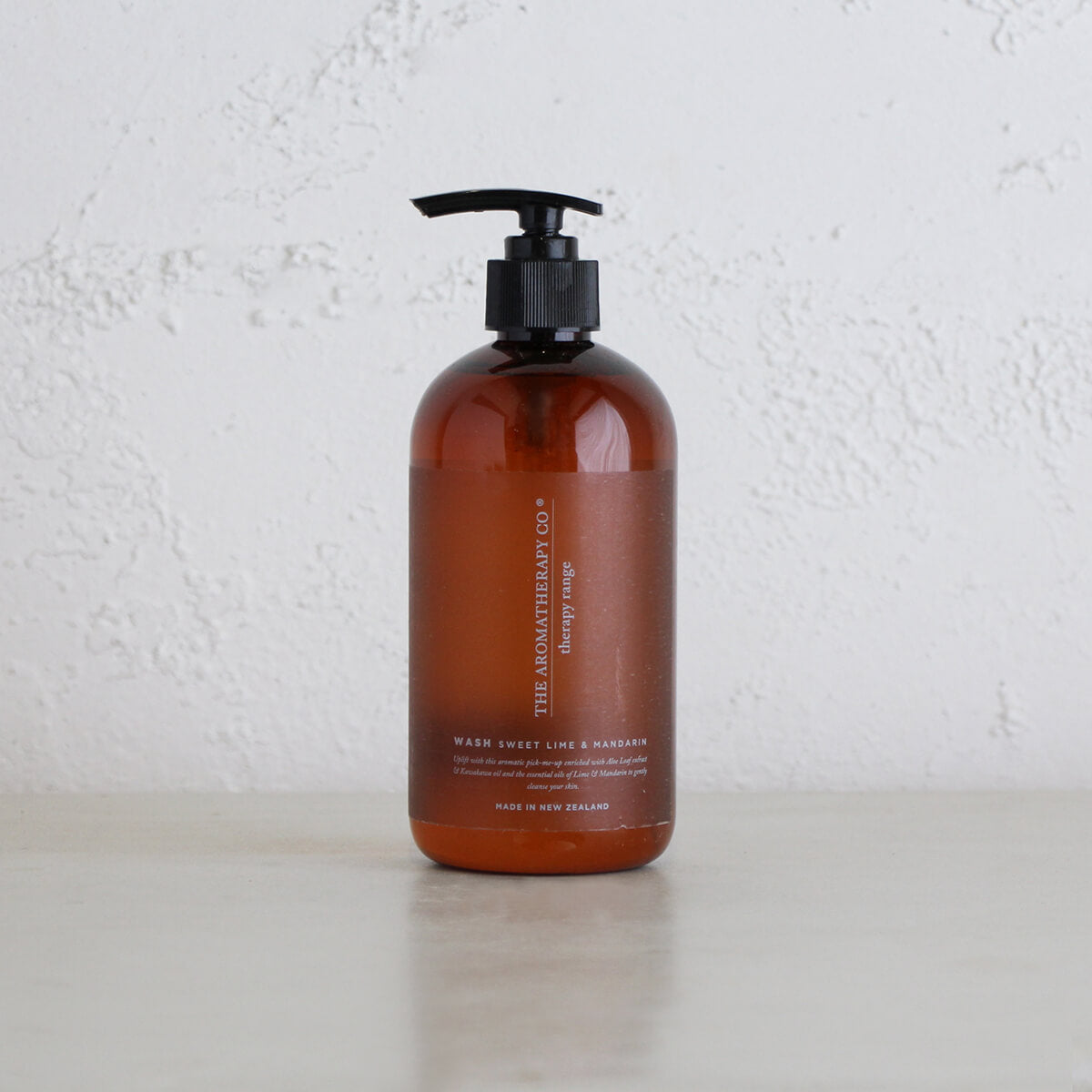THERAPY UPLIFT HAND + BODY WASH | SWEET LIME + MANDARIN