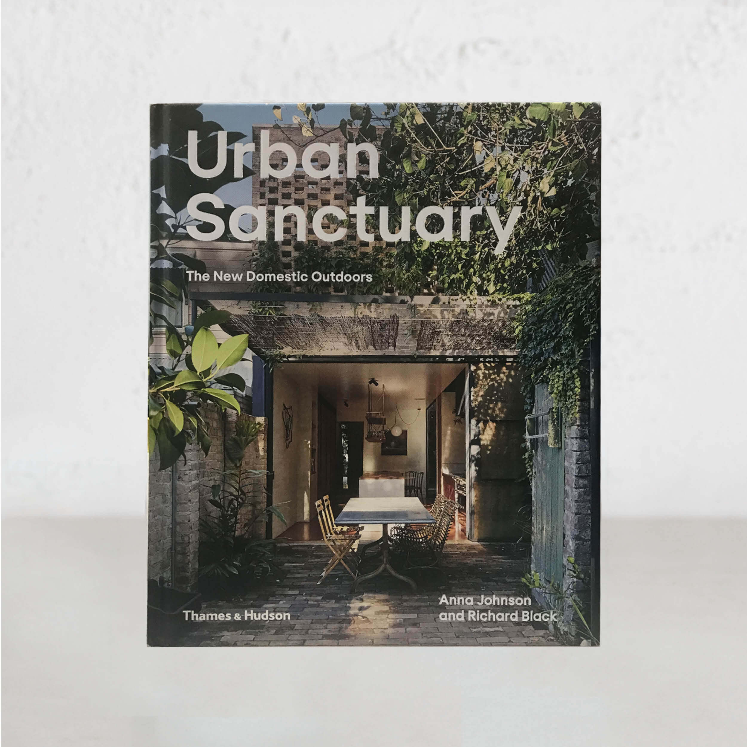 URBAN SANCTUARY  |  ANNA JOHNSON + RICHARD BLACK