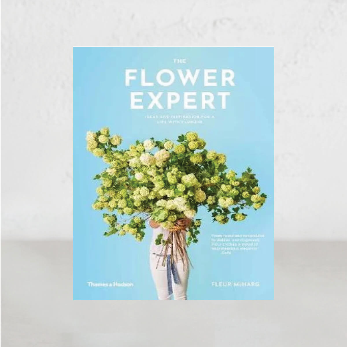THE FLOWER EXPERT  |  FLEUR McHARG  |  SMALL VERSION