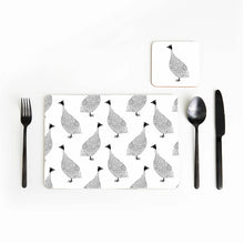 MY HYGGE HOME  |  GUINEA FOWL DELUXE COASTERS  |  SET OF 4