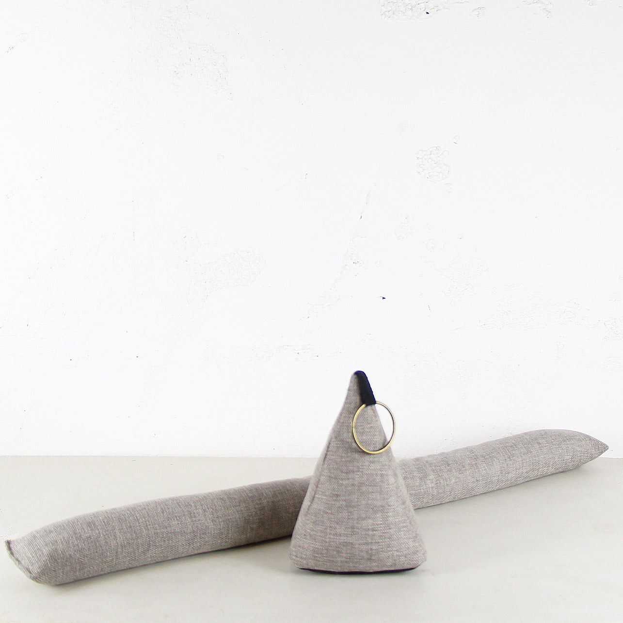 DOOR STOP AND DRAFT EXCLUDER  |  DRIFTWOOD