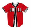 Netflix and Chill Baseball Jersey!!