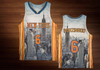 Limited Edition New York Porzingod Basketball Jersey!!!