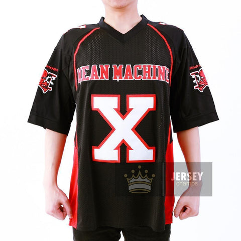 The Longest Yard Mean Machine Football Jersey Stitched