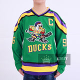 Charlie Conway The Mighty Ducks Hockey Jersey #96 - Jersey Champs