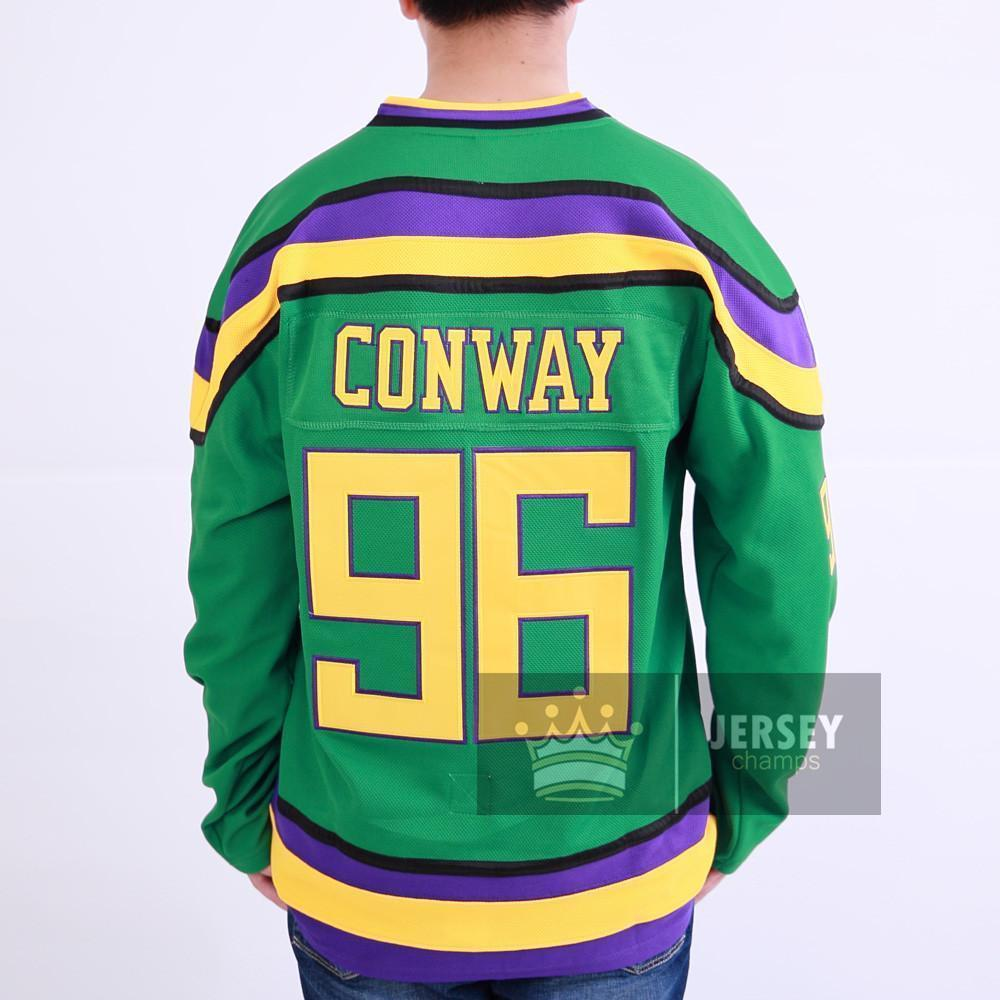 mighty ducks conway jersey