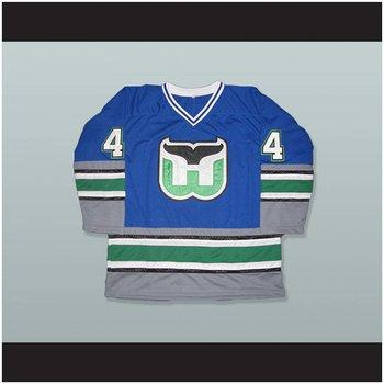 Chris Pronger Hartford Whalers Hockey Jersey Stitched - Jersey Champs 5a9816d0d0a