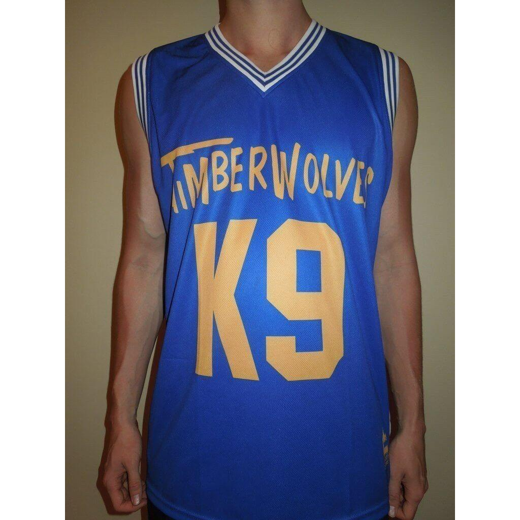 Air Bud Timberwolves Basketball Jersey