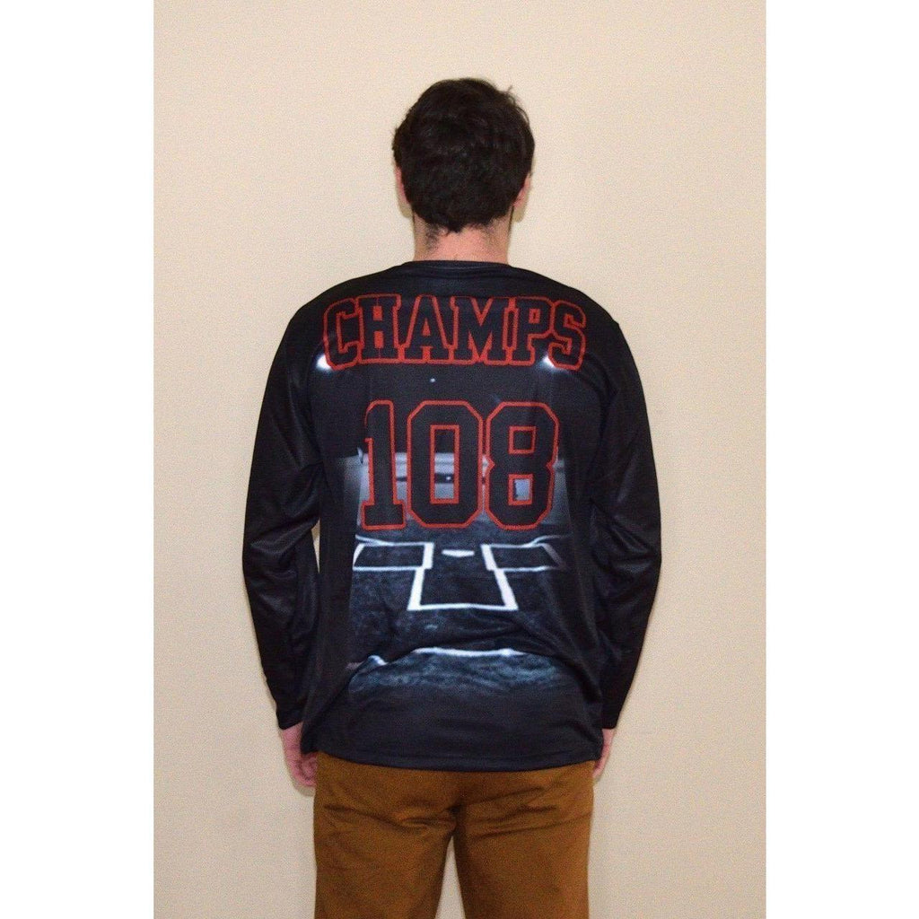 Limited Edition Chicago Champs Long Sleeve Shirt - Jersey Champs