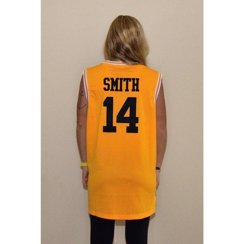 Smith 14 Bel Air Academy Basketball Jersey Stitched
