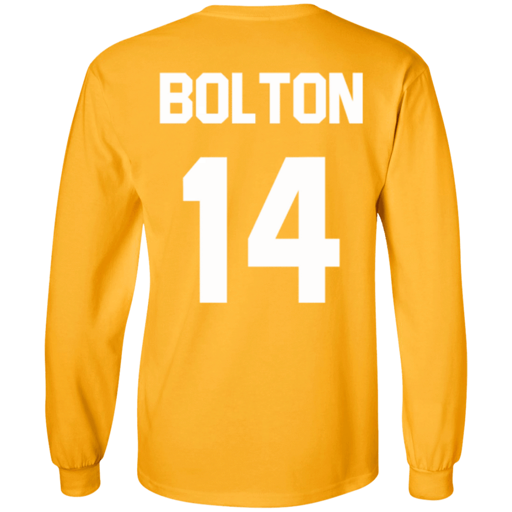 Troy Bolton Wildcats Long Sleeve Shirt 14