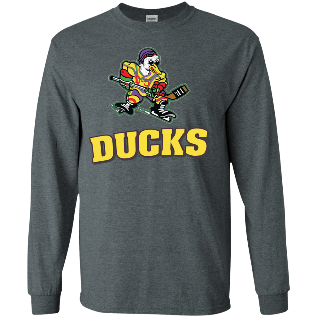 Mighty Ducks Long Sleeve Shirt #96 Conway - Jersey Champs