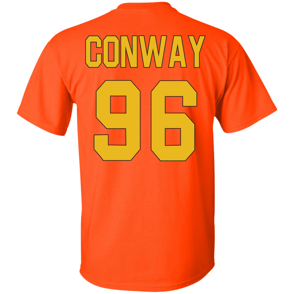 Mighty Ducks Cotton T-Shirt #96 Conway - Jersey Champs