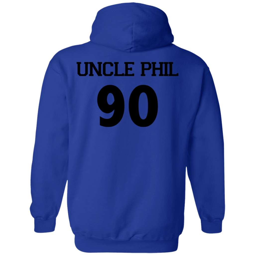 Bel Air #90 Uncle Phil Hoodie - Jersey Champs