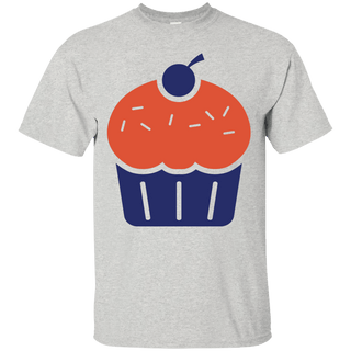 Kevin Durant Cupcake Cotton T-Shirt - Jersey Champs