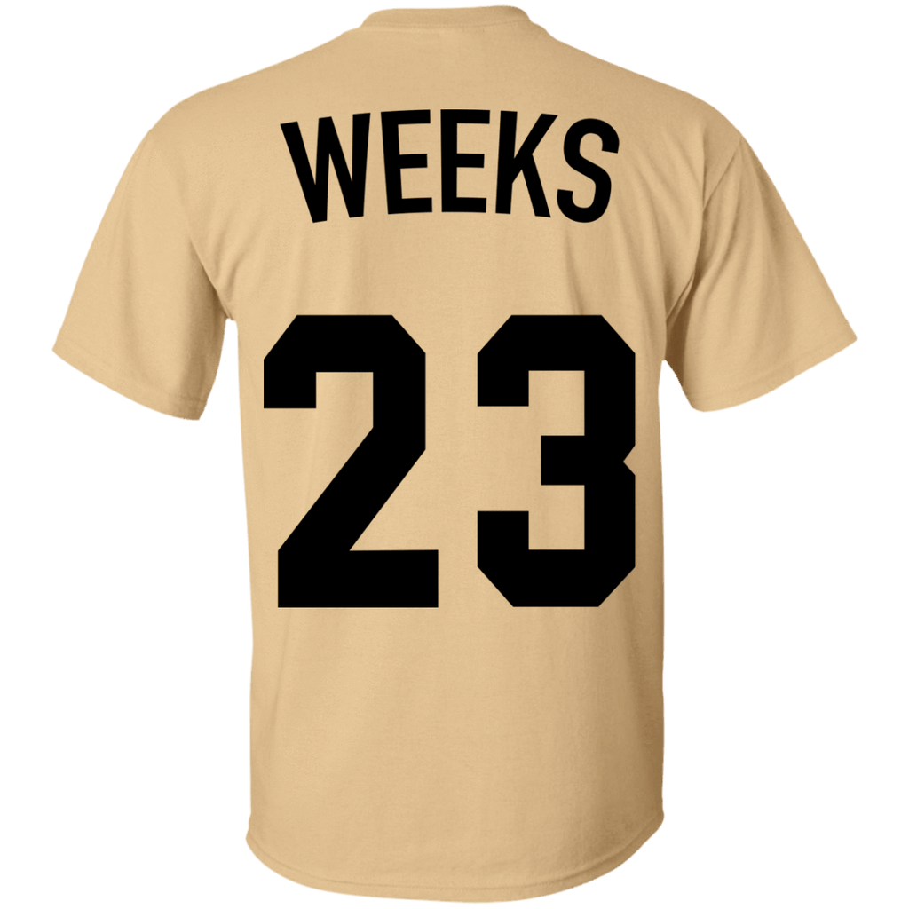 The Sandlot Weeks 23 T-Shirt - Jersey Champs