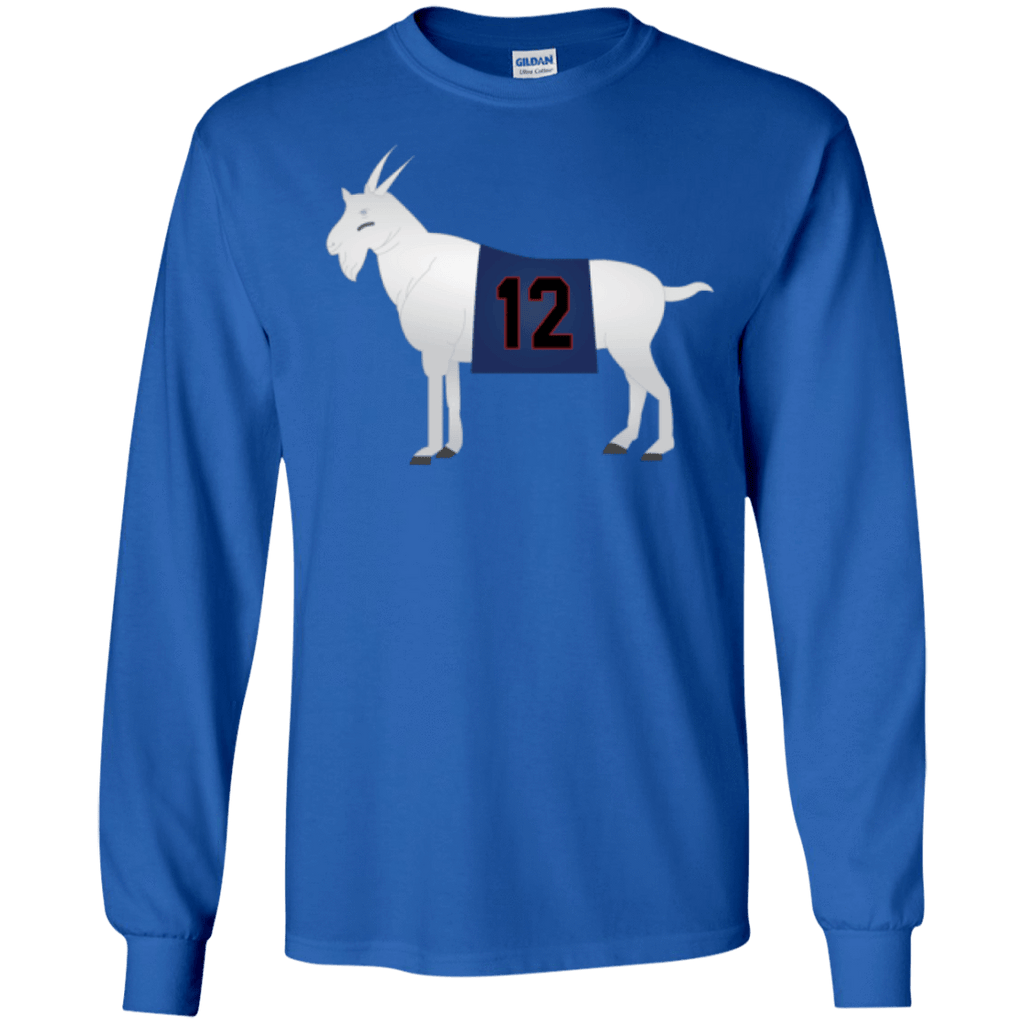 Goat 12 Long Sleeve Shirt - Jersey Champs