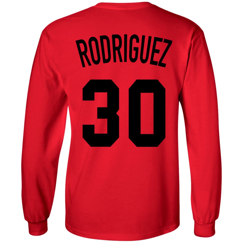 The Sandlot #30 Long Sleeve Shirt - Jersey Champs